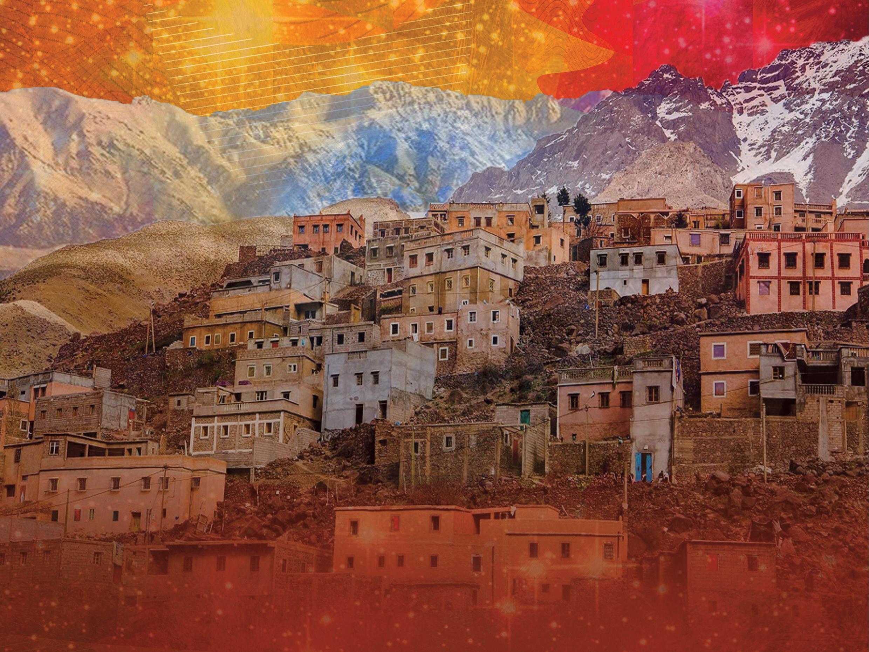 Einladung zum Marokko-Vortrag von Peter Platzer